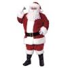 Santa Plush Crimson Plus Size